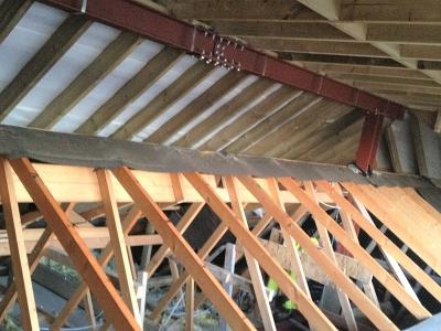 Roof conversion, attic conversion, Portishead builders