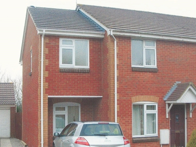 Two Storey side extension building, Portishead